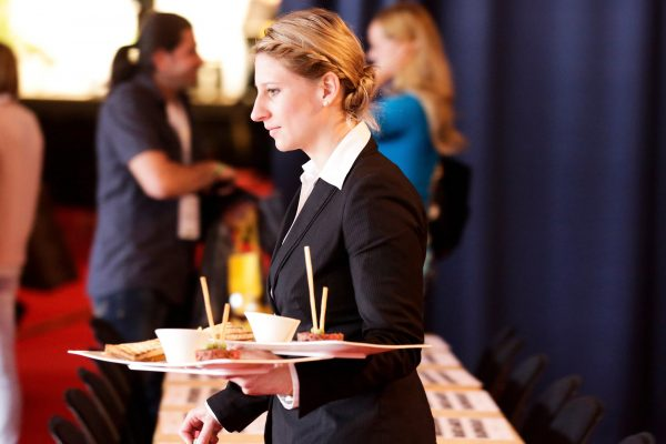 Catering, Eventcatering, Messe
