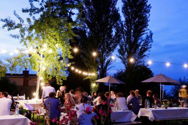 Catering, Eventcatering, Feste, Feiern, Sommerfest