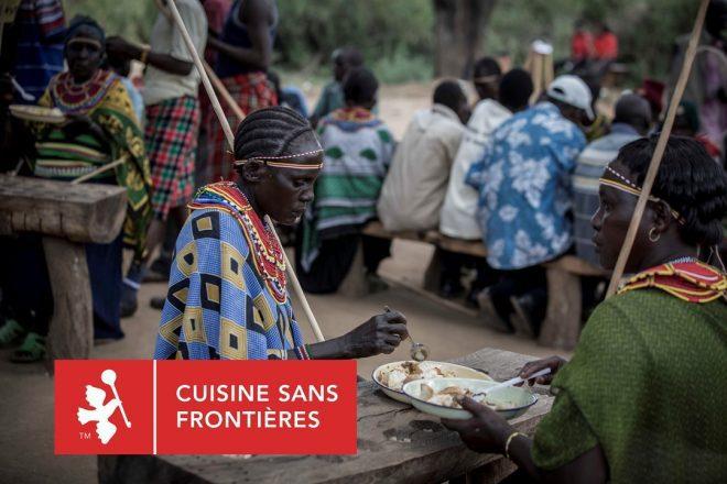 #cuisinesansfrontieres #socialgastronomy #ngo #giving